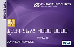 frfcu visa business card