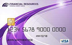 FRFCU visa platinum card