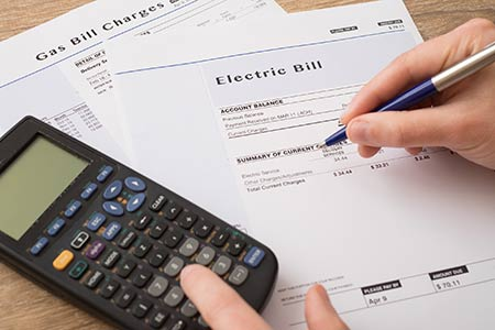 calculating bill payments